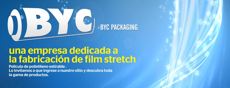 Film Stretch ByC Packaging
